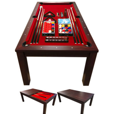 VULCAN-RED-7FT-POOL-TABLE-simbashoppingMEA